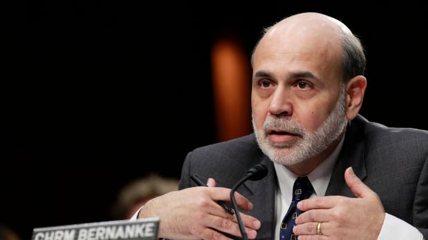 Chairman Ben Bernanke said Wednesday there is `no