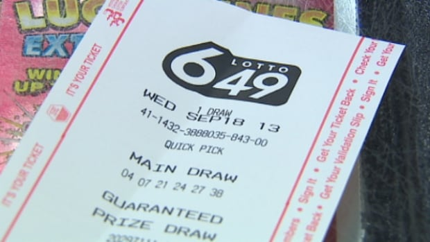 Hamilton wins again. If winning lotteries was national sport Hamilton would be have just finished a three-peat. The winning ticket for the $7.16 million jackpot in Saturday's Lotto 6/49 draw was sold in the city, said Dina Kuhtey, of OLG.