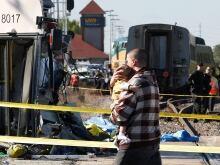 Crash aftermath