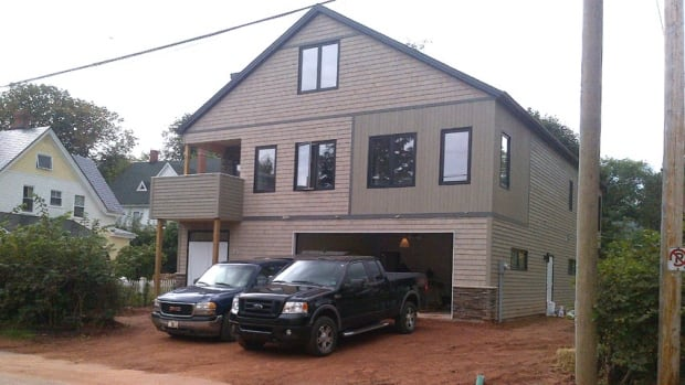 Ambrose Street house
