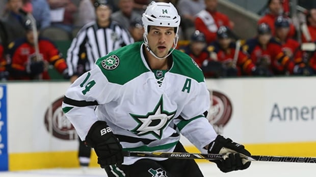 Jamie Benn has spent all four of his NHL seasons with the Stars.