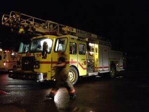 Hilliard Fire 1
