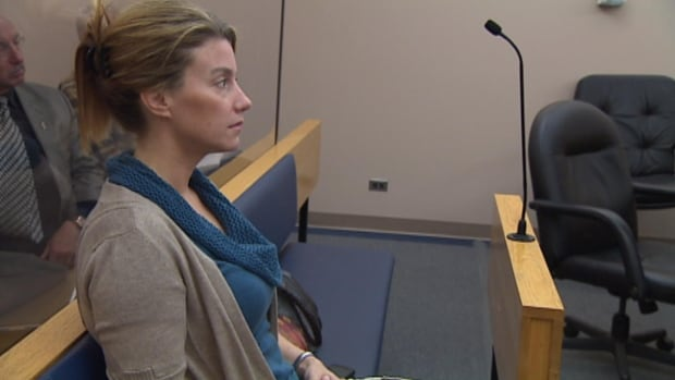 Colleen Weeks, seen during a 2013 court appearance, was fired amid a scandal over privacy breaches.