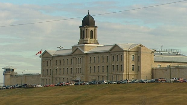 Inmates at Stony Mountain Institution have gone on strike from a work program after a 30 per cent wage cut took effect last week.