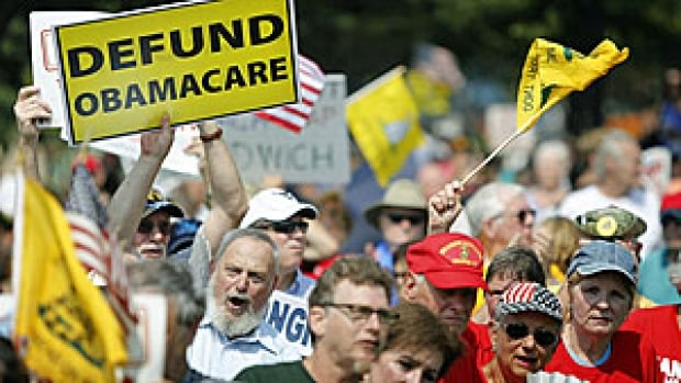 Tea Party Obamacare