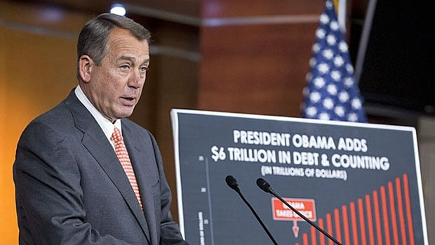 Thwarted in caucus in his own attempt at a budget compromise earlier this summer, Republican Speaker John Boehner is now championing the Tea Party alternative - defund Obamacare or no budget for the Oct. 1 deadline.
