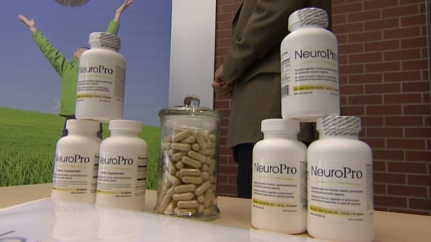 Neurodyn is releasing this product it says will help people with Parkinson's disease improve their mental stamina.