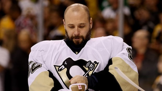 Tomas Vokoun was taken to a local emergency room on Saturday, where doctors diagnosed the blood clot.