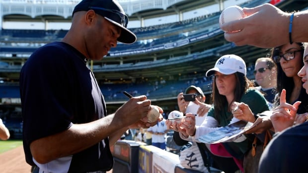 New York Yankees closer Mariano River was part of five World Series championship teams.