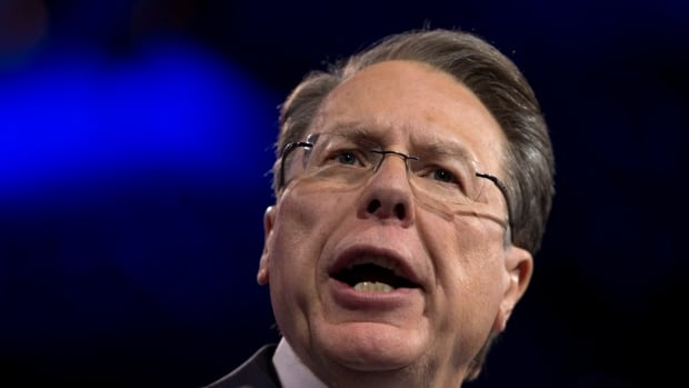 National Rifle Association CEO Wayne LaPierre on Sunday offered his thoughts on the Navy Yard mass shooting in Washington, D.C., nearly a week earlier.