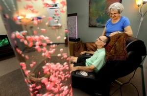 Calming Dementia Patients