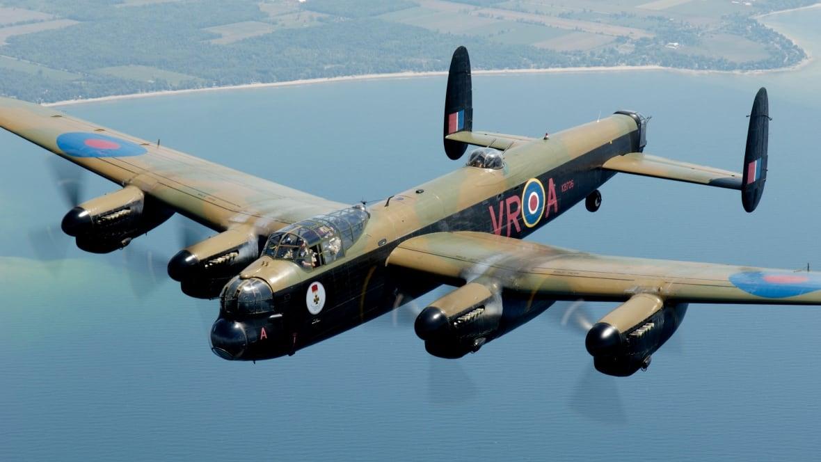 Lancaster Bomber Facts For Kids