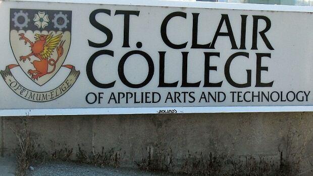 St Clair College Acceptance Letters