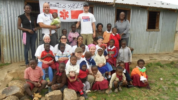 Medics Help is a non-profit group of paramedics from the GTA that have been going to Kenya since 2009 to provide relief aid.