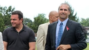 Giorgio Mammoliti and Greenwin exec Kevin Green