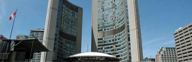 Nathan Phillips Square, Toronto City Hall