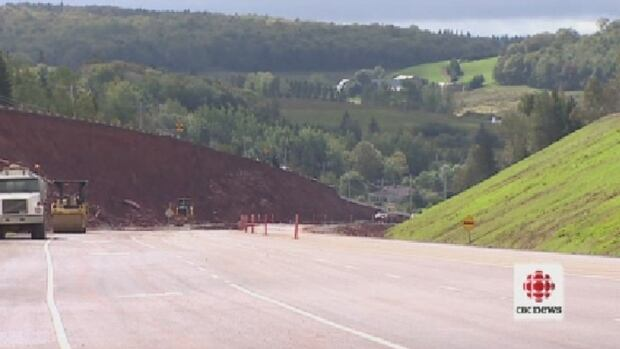 Major highway projects, such as the realignment of the Trans-Canada Highway, are now complete, and road construction companies are worried there will not be enough work this year.