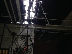 SOS Vélo fire damage