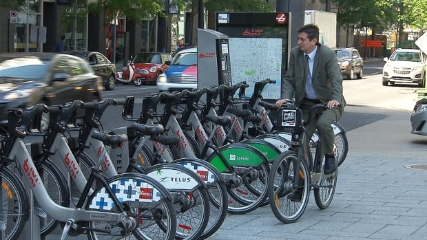 Bixi, a bike-sharing service that originated in Montreal, has been running a deficit since its start in 2008.