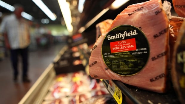 Smithfield Foods Inc. was founded in 1936 and since then has grown to be the world's largest pork producer, with sales of $13 billion US and about 46,000 employees.