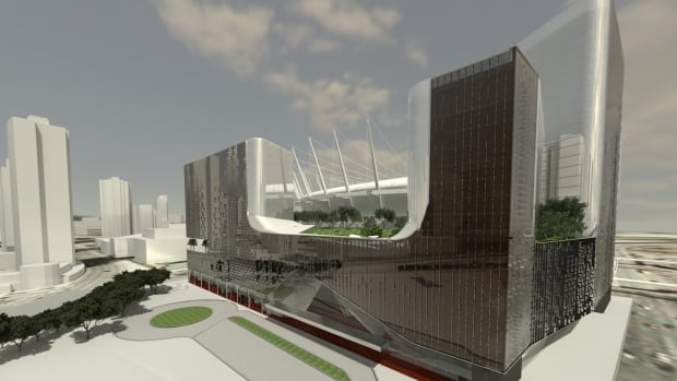 The proposed new casino project would also feature hotels and a convention centre.