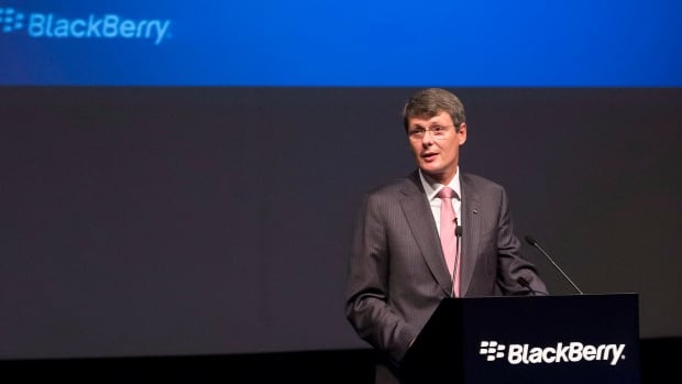 BlackBerry CEO Thorsten Heins, above, won't be holding the usual conference call and webcast with analysts and media after the release of the company's quarterly results Friday.