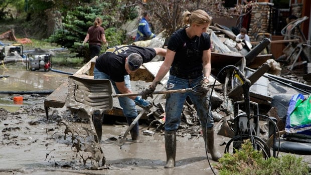 The millions of dollars raised by charity groups in the wake of southern Alberta's devastating June flood are being doled out carefully, agency officials say.