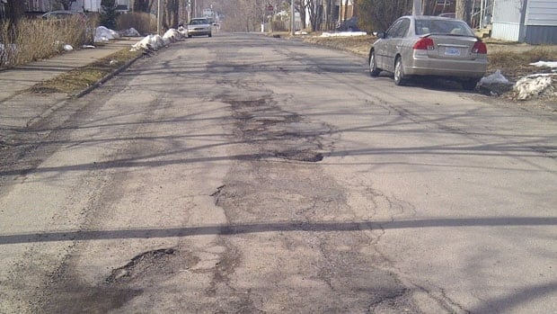 A CBRM councillor said his constituents understand the reasons behind the lack of paving in the community this year.