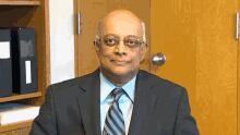Dr. Eshwar Kumar, co-CEO New Brunswick Cancer Network