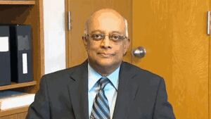 Dr. Eshwar Kumar, co-CEO New Brunswick Cancer Network