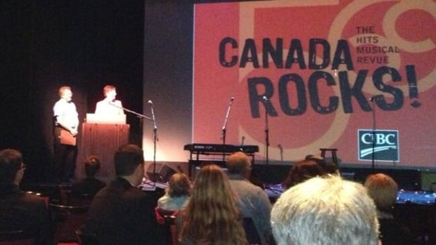 Charlottetown Festival artistic director Anne Allen announces Canada Rocks will return for the 2014 season.