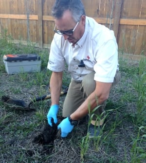 Soil testing High River