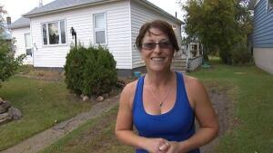 Come visit Davin, Tamara Perry says