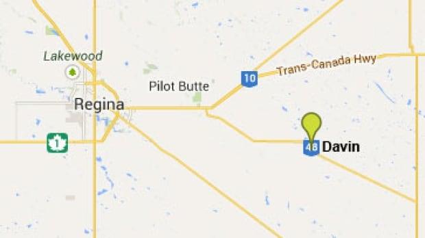 Davin map
