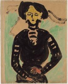 Ernst Kirchner painting