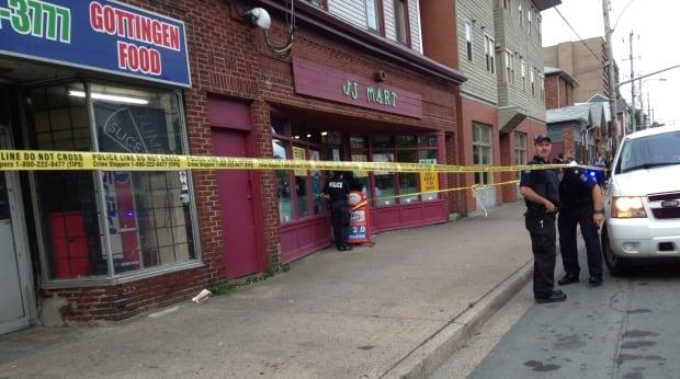 Gottingen Street stabbing