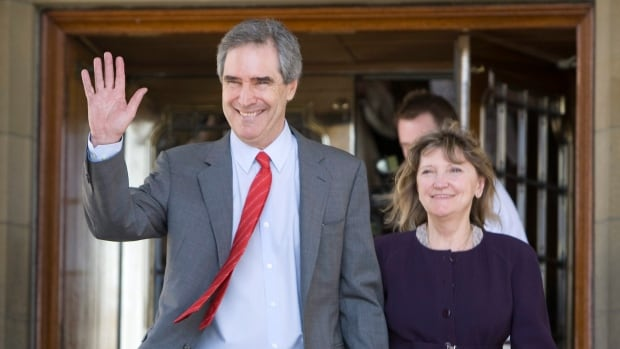 Former Liberal Leader Michael Ignatieff  leaving Parliament Hill with his wife Zsuzsanna Zsohar after losing the May 2011 election. In a new book, he explores why he did so badly.