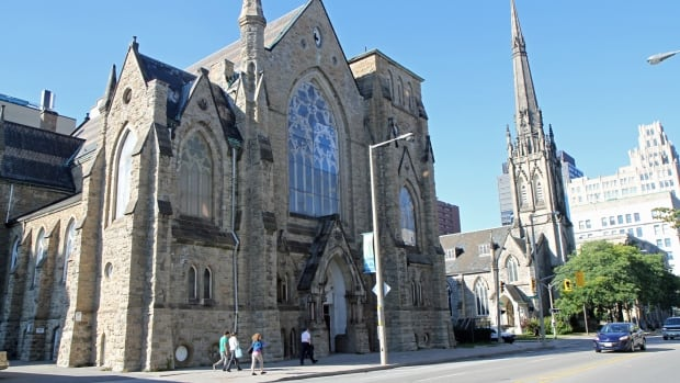 The Toronto-based developer of the James Street Baptist Church site plans to begin demolition in March.