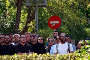 Greece Golden Dawn Arrests