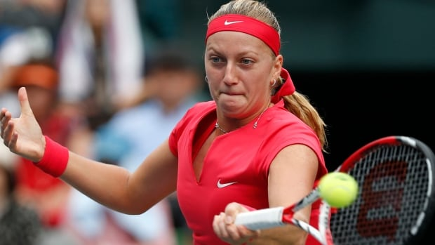 Petra Kvitova claimed her 11th career title and second of the year on Saturday.