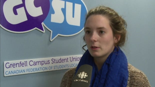 Vice-president of the Grenfell Campus Student Union, Jessica Dawe, says that the prom provided a safe environment for everyone in the LGBTQ community.