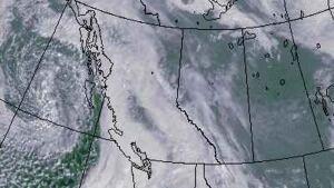 Early season storm - Environment Canada