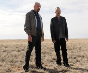 Breaking Bad's Emmy cred