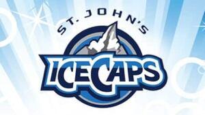St. John's IceCaps logo