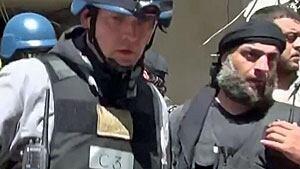 Scott Cairns Syria