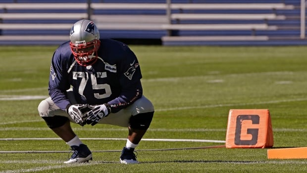 New England Patriots defensive tackle Vince Wilfork is a five-time Pro Bowl selection.