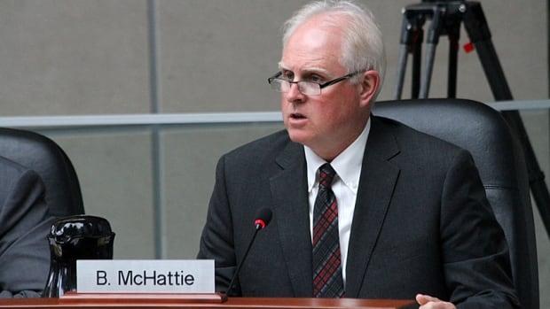 Brian McHattie, Ward 1 Councillor since 2003