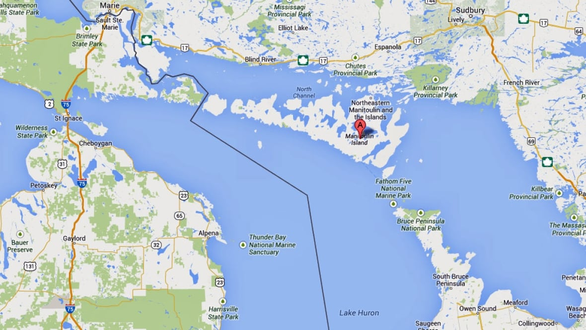 Manitoulin still hyped as worlds largest freshwater island
