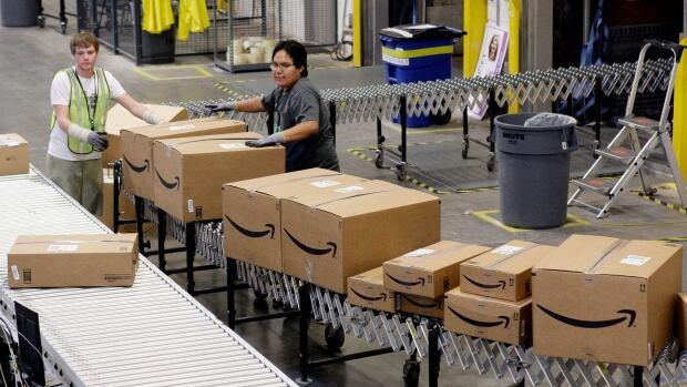 Amazon hiring 40% more seasonal workers this year