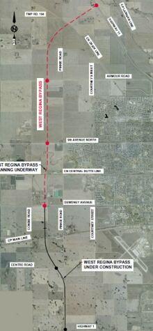 West Regina Bypass